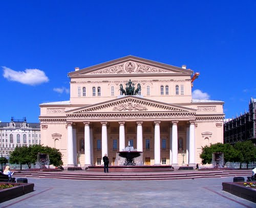SMART TECHNIK a.s. - Bolshoi Theatre