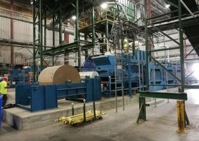 Smart Technik - Linka na zpracování odpadu