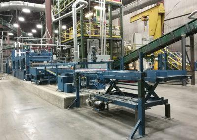 Smart Technik -  Waste processing line